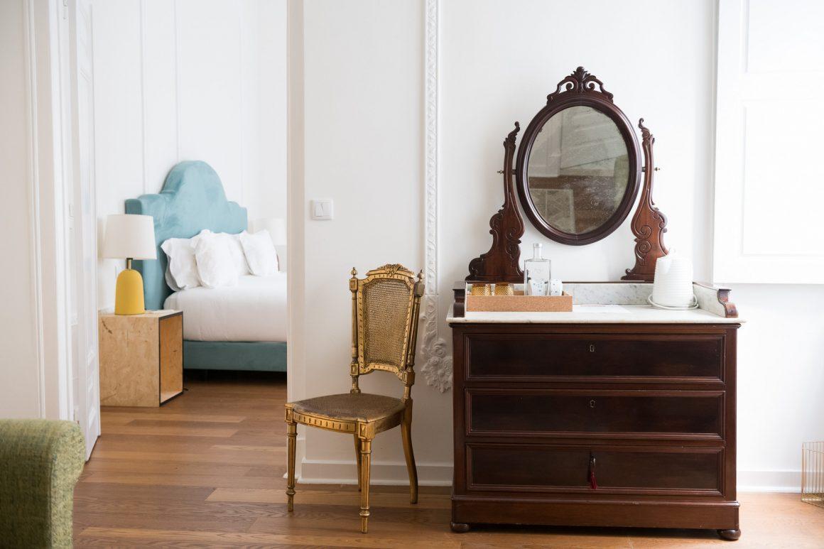 Deluxe Suite – Principe Real Garden Suite