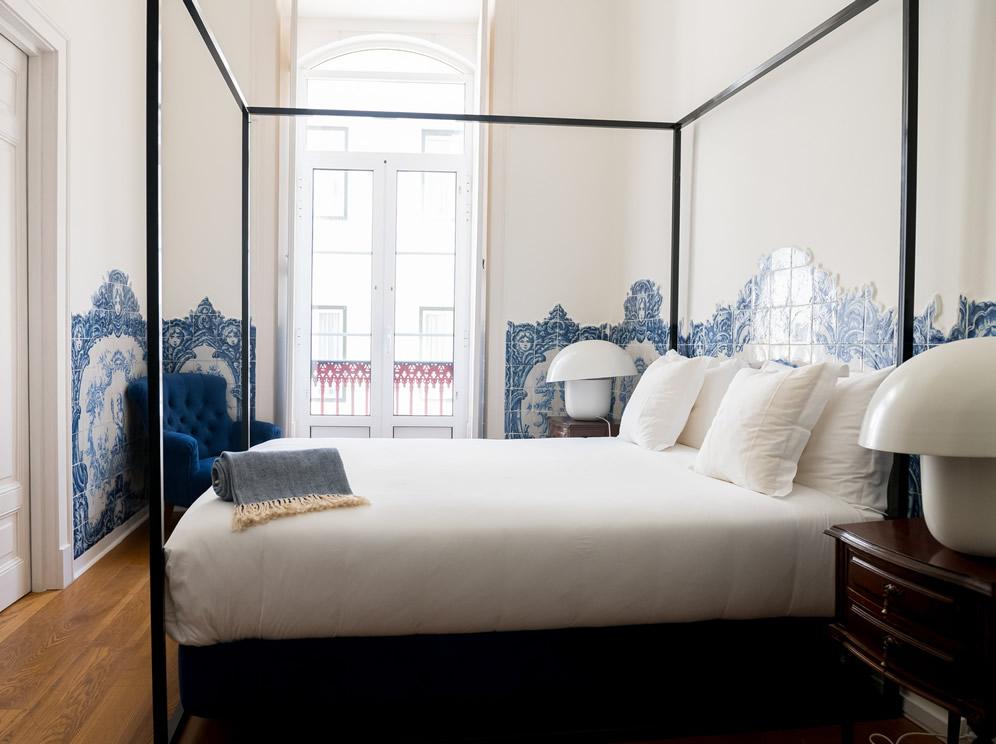 Suite Queen – Suite do Azulejo Português