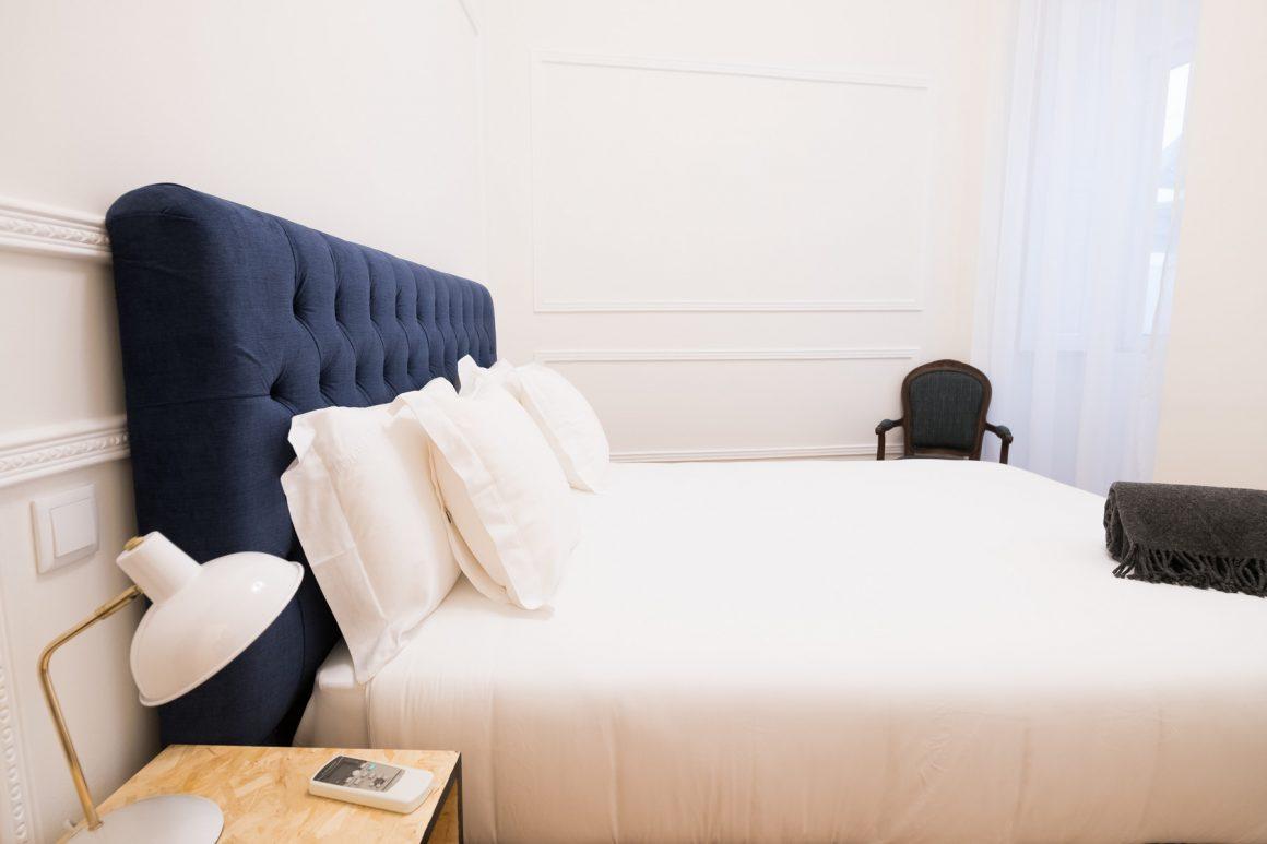 Suites Clássicas – Suite das Mercês