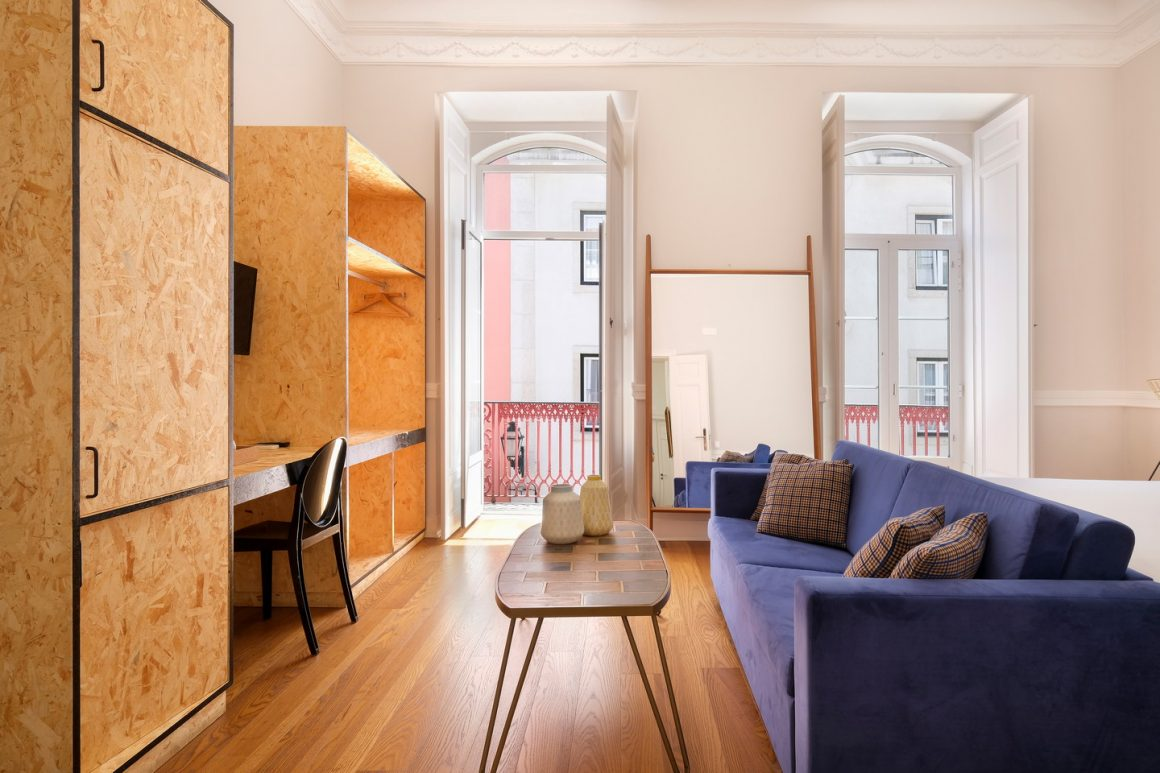 Superior Suite with Balcony – Tagus Suite