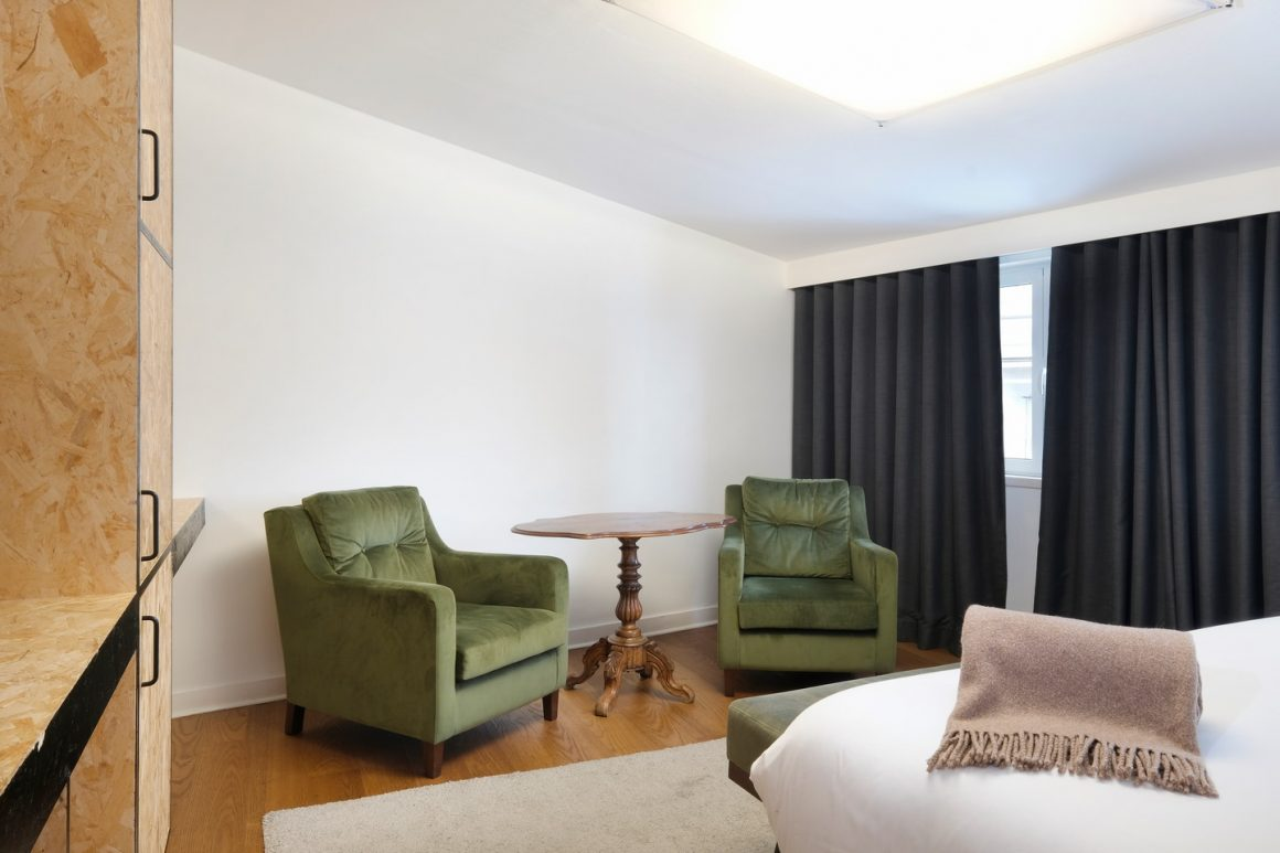 Junior Suites – Seven Hills of Lisbon Suites