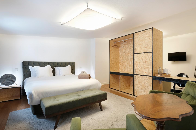 Suites Junior – Suites Sete Colinas de Lisboa